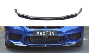 Front Diffusor / Front Splitter / Cup Schwert / Frontansatz V.1 BMW M5 F90 von Maxton Design