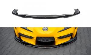 Front Diffusor / Front Splitter / Cup Schwert / Frontansatz V.2 für Toyota Supra MK5 von Maxton Design
