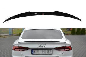 Spoiler Cap für Audi A5 S-Line F5 Sportback von Maxton Design