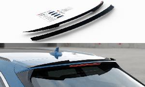 Spoiler Cap für Audi A6 C8 Avant S Line von Maxton Design