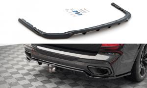 Heck Diffusor für BMW X7 M G07 von Maxton Design