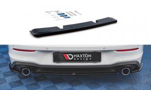 Heck Diffusor Erweiterung VW Golf 8 GTI Maxton Design