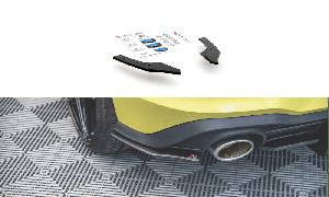 Seitliche Heck Diffusor Erweiterung für VW Golf 8 GTI Clubsport von Maxton Design