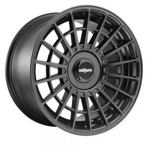 Rotiform LAS-R 8.5x19 Lk 5/112 ET45 Ml 57,1 schwarz matt