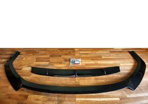 Front Diffusor / Front Splitter / Cup Schwert / Frontansatz für Audi A7 4k8 von X-UK