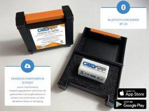 Audi A1 GB OBDAPP Flatrate