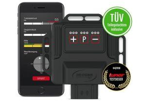 PowerControl X für AUDI A4 AVANT (8W5, 8WD, B9) 2.0 TDI QUATTRO 150 PS
