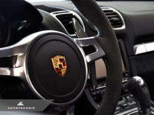 AutoTecknic Competition Schaltwippen - Porsche 997,2 & 991,1