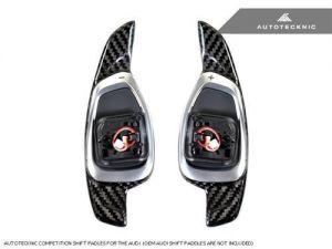 AutoTecknic Dry Carbon Competition Schaltwippen für Audi DSG Fahrzeuge 2014+
