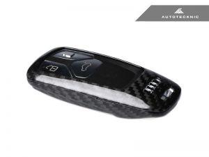 AutoTecknic Dry Carbon Schlüssel Cover für Audi Fahrzeuge 2017+