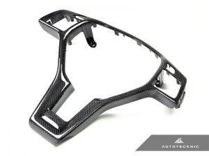 AutoTecknic Carbon-Lenkrad-Dekorblende - Mercedes-Benz (Verschiedene Fahrzeuge)