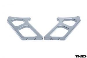 RKP Heckflügel GT4 M4 Füße und Installationsset High Wing (Frozen Grey)