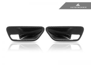 Autotecknic Carbon Blende Türgriff innen - BMW F-Chassis