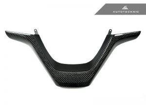 AutoTecknic Carbon Lenkrad-Dekorblende - F15 X5 / F16 X6