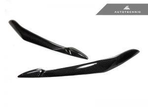 AutoTecknic Carbon-Scheinwerferblenden - E70 X5