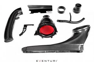 Eventuri Carbon Ansaugsystem STAGE 3 für Audi RS3 8V Facelift und TTRS 8S