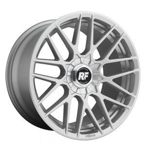 Rotiform RSE 8.5x18 Lk 5/112 ET45 Ml 66.6 silber