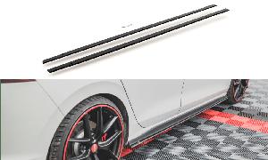 Seitenschweller Erweiterung für Volkswagen Golf 8 GTI Clubsport von Maxton Design