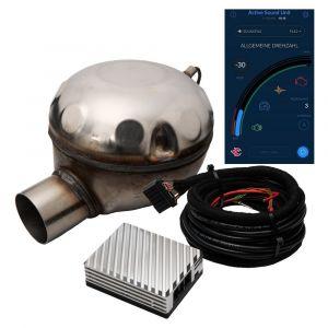 Active Sound für Skoda Octavia IV