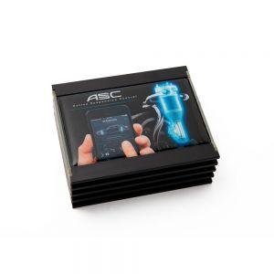 Active Suspension Control - Audi e-tron Adaptive Air Suspension - APP-Steuerung