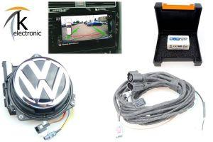 VW Golf 7 5G Rückfahrkamera statische Hilfslinien Nachrüstpaket