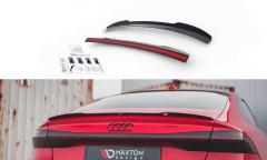 Spoiler Cap für Audi A7 C8 S-Line von Maxton Design