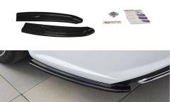 Heck Diffusor Erweiterung für Audi A6 / S6 S-Line FL C7 Avant von Maxton Design