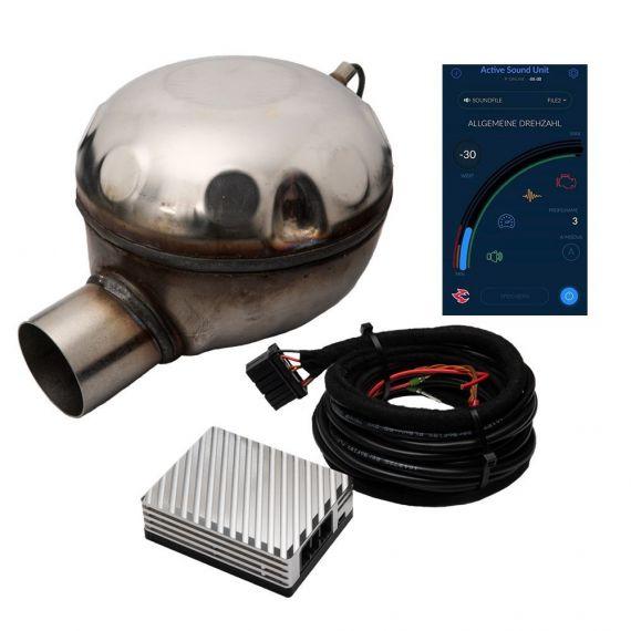 Active Soundsystem für Audi A6 4K C8.