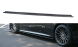 Seitenschweller Erweiterung für Mercedes Benz E-Klasse W213 Coupe C238 AMG-Line von Maxton Design