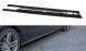 Seitenschweller Erweiterung für Mercedes Benz E-Klasse E43 AMG / AMG-Line W213 von Maxton Design