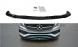 Front Diffusor / Front Splitter / Cup Schwert / Frontansatz V.1 für Mercedes CLA C117 AMG-LINE Facelift von Maxton Design