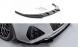 Front Diffusor / Front Splitter / Cup Schwert / Frontansatz V.1  für Audi RS6 C8 von Maxton Design