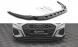 Front Diffusor / Front Splitter / Cup Schwert / Frontansatz V.2 für Audi S3 8Y von Maxton Design