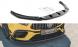 Front Diffusor / Front Splitter / Cup Schwert / Frontansatz V.2 Mercedes-AMG A 45 S W177 von Maxton Design