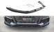 Front Diffusor / Front Splitter / Cup Schwert / Frontansatz V.4  für Audi RS3 8V FL von Maxton Design