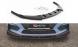 Front Diffusor / Front Splitter / Cup Schwert / Frontansatz V.5 für Hyundai I30 N MK3 Hatchback/Fastback von Maxton Design