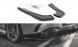 Seitliche Heck Diffusor Erweiterung  für Mercedes CLA 45 AMG C118 von Maxton Design
