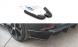 Seitliche Heck Diffusor Erweiterung V.2 für Audi RS3 8V FL Sportback von Maxton Design