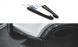 Heck Diffusor Erweiterung V.2 für Audi RS6 C7 von Maxton Design