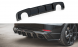 Heck Diffusor V.2 Audi RS3 8V FL Sportback  Maxton Design
