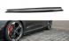 Seitenschweller Erweiterung für Audi RS3 8V FL Sportback von Maxton Design