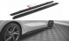 Seitenschweller Erweiterung  für Audi S3 8Y von Maxton Design