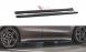 Seitenschweller Erweiterung für Mercedes CLA AMG 45 C118 von Maxton Design