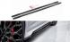 Seitenschweller Erweiterung V.1 für Audi RS6 C8 von Maxton Design