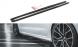 Seitenschweller Erweiterung V.2 für Audi RS6 C7 von Maxton Design