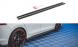 Seitenschweller Erweiterung für VW Golf 8 GTI von Maxton Design