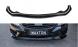 Front Diffusor / Front Splitter / Cup Schwert / Frontansatz V.1 für Mercedes S-Klasse AMG-Line W222 von Maxton Design