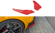 Seitliche Heck Diffusor Erweiterung für Toyota Supra MK5 von Maxton Design