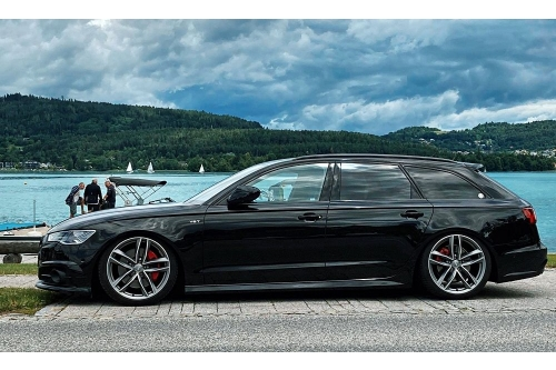 Tieferlegungsmodul Audi A6 4G C7