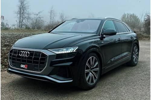 Active Sound Nachrüstung für Audi Q8 4M TDI